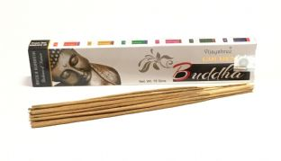 Vijayshree Golden Incense Sticks - Buddha (15g = 15 sticks approx.)